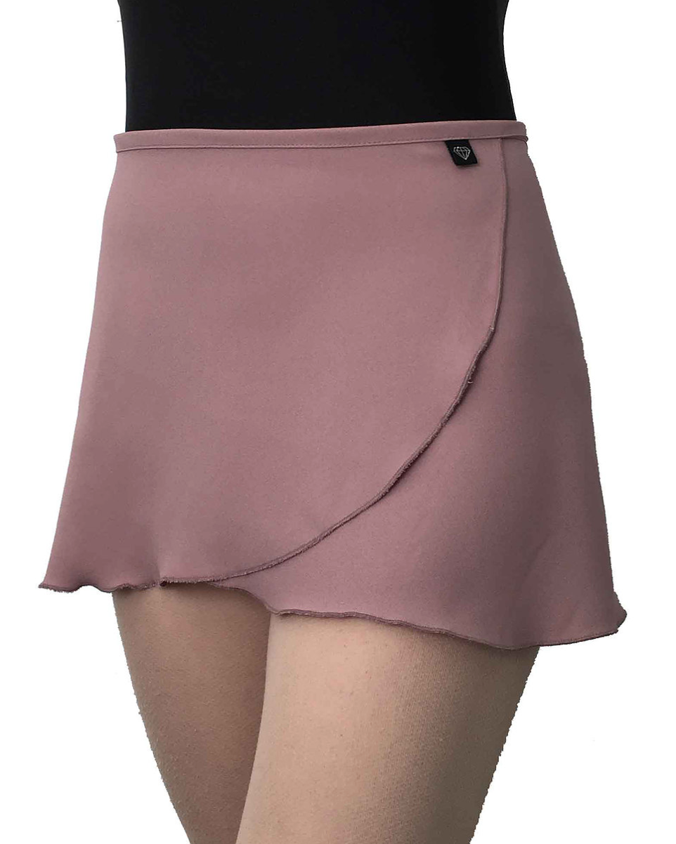 Jule Georgette Wrap Skirt - WS13