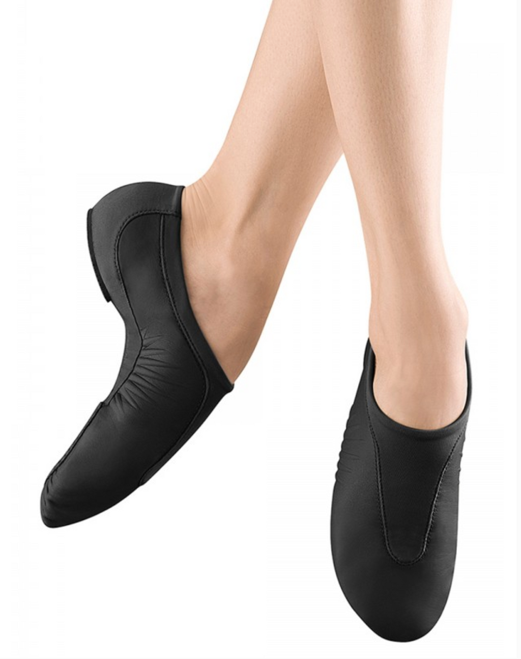 Bloch Pulse Leather Jazz Shoe - S0470G/L