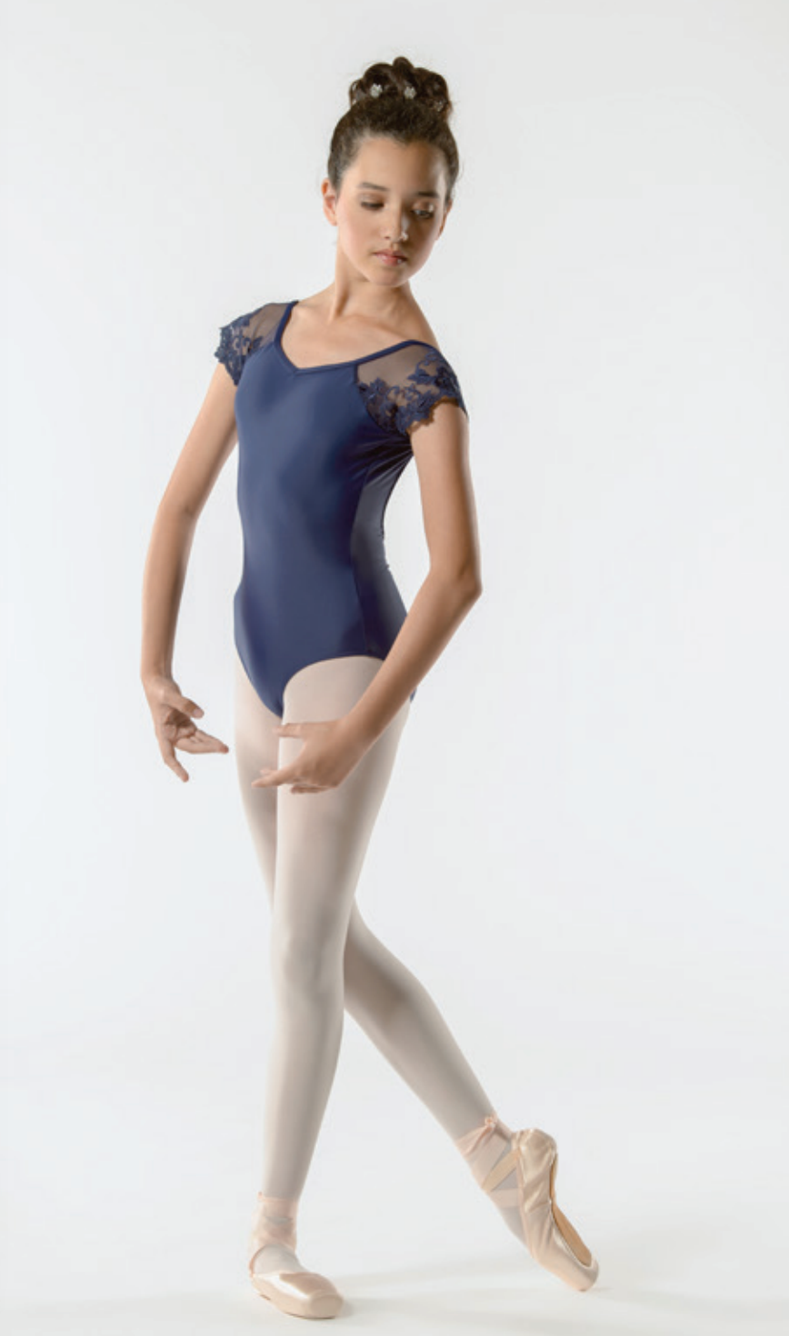 Ballet Rosa Girls Josephine Leotard