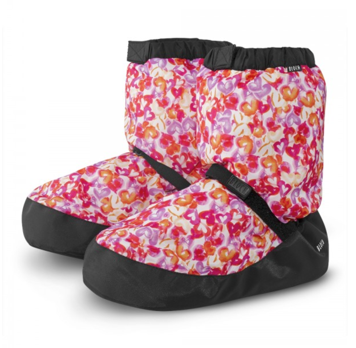Bloch Kids and Adult Print Warm-Up Booties - IM009P