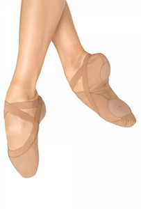 Bloch Pro Elastic Canvas Ballet Slippers - S0621L