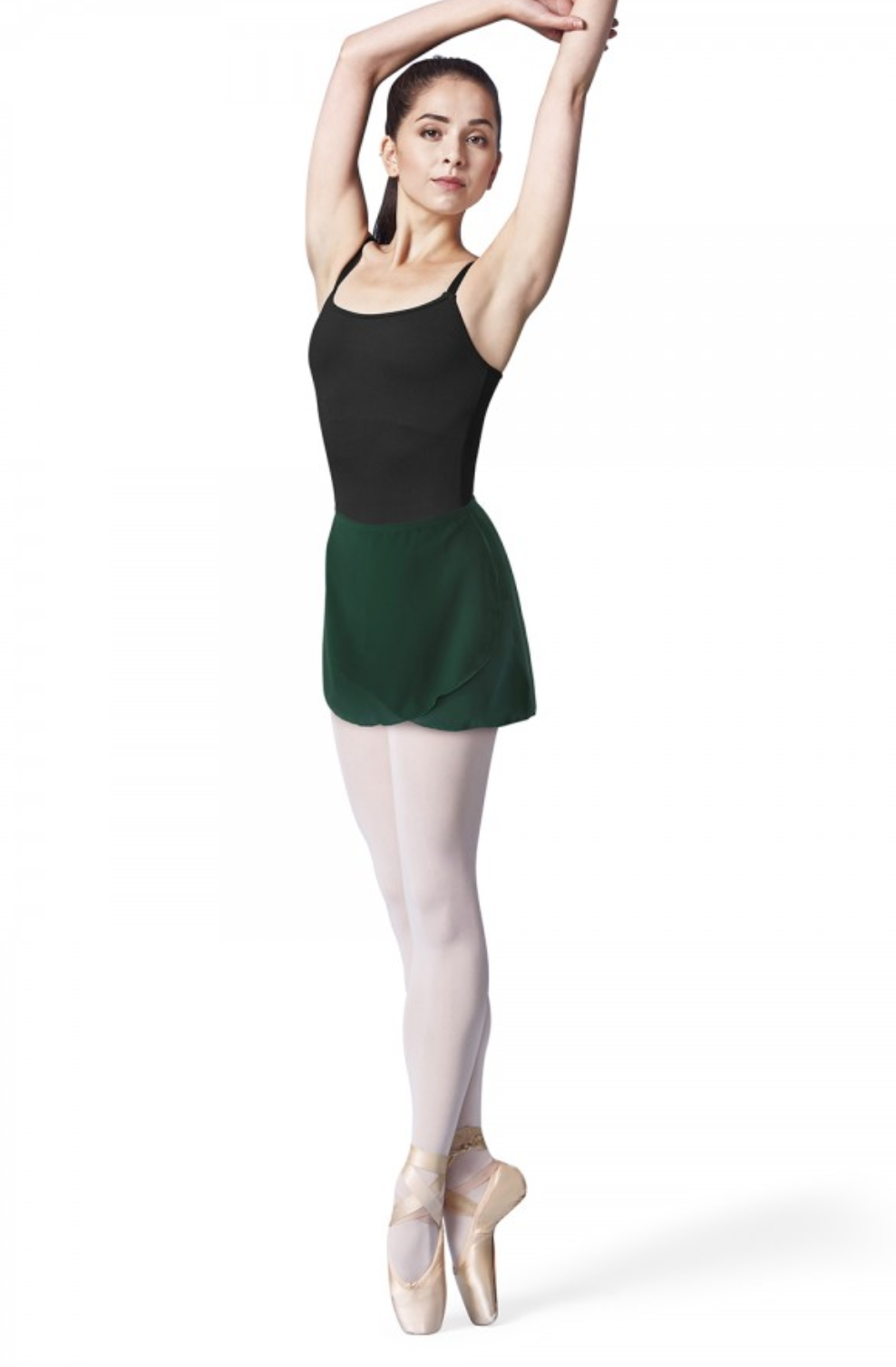 Bloch Georgette Wrap Skirt - R9721 - Assorted Colors
