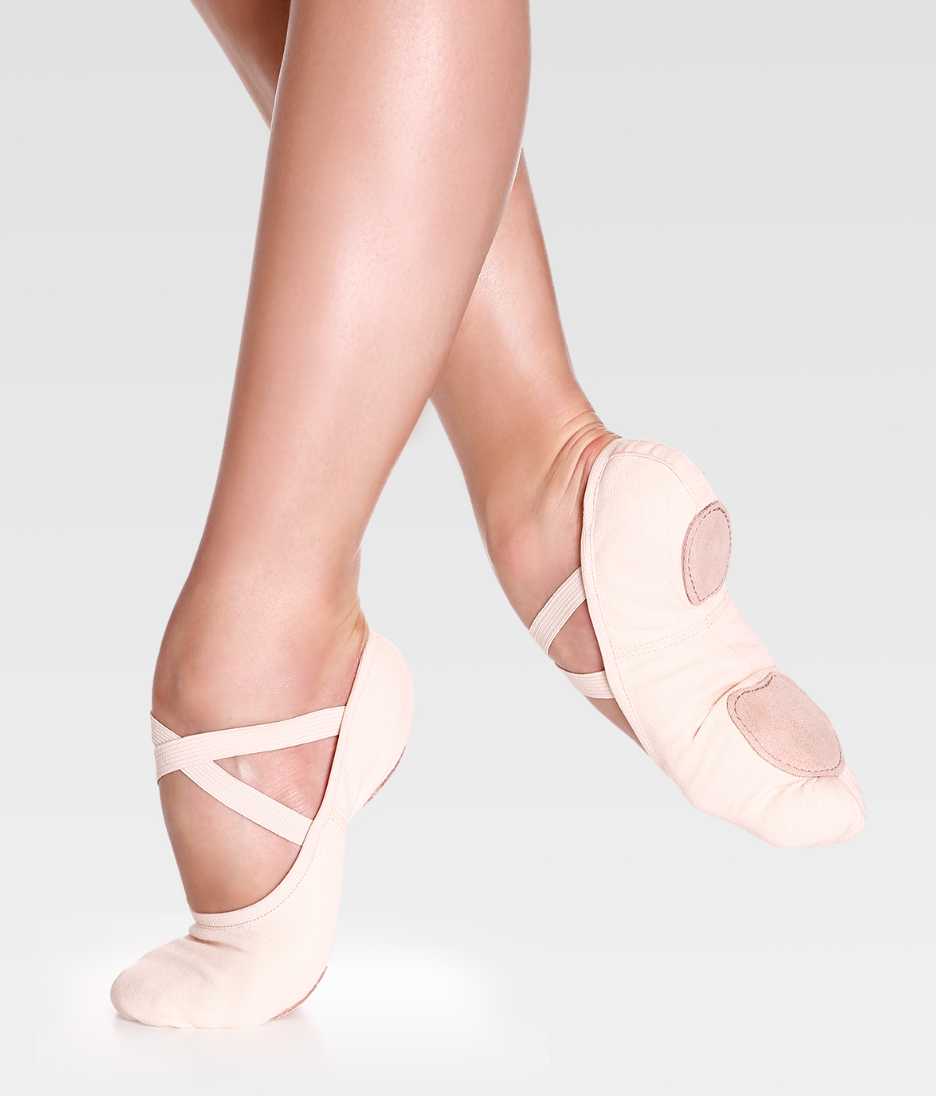 So Danca Bliss Canvas Ballet Slipper - SD16