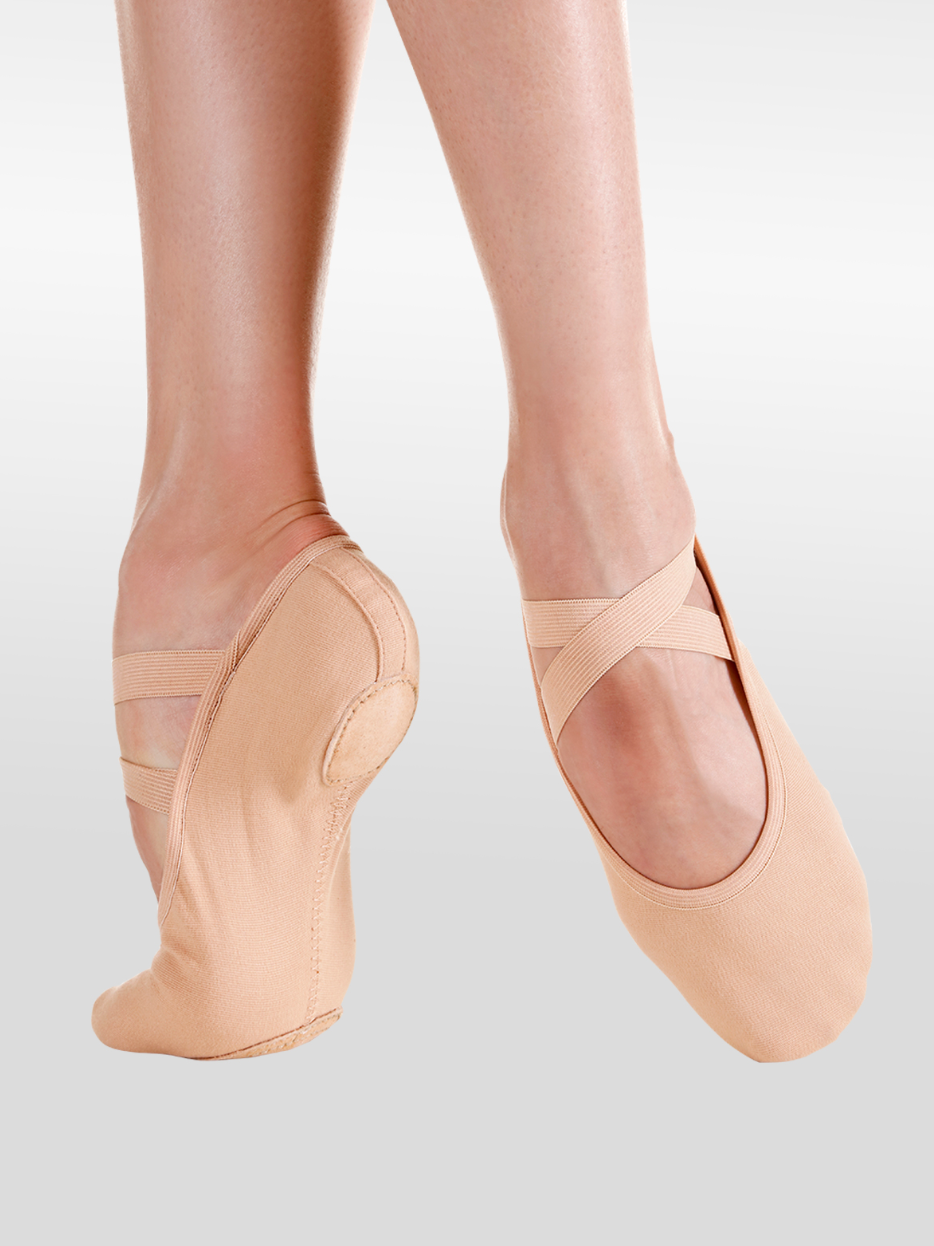 So Danca Canvas Ballet Slippers - SD120