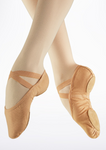 So Danca Tan Canvas Ballet Slipper - SD16