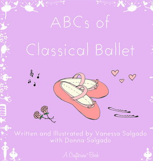 Crafterina - Ballet Books for Children