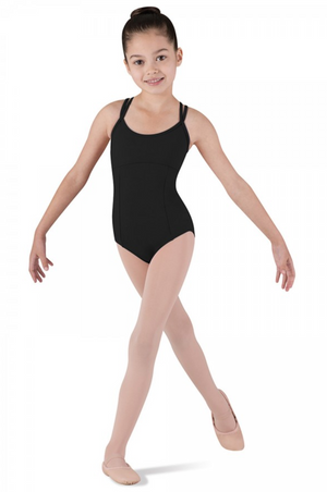 Bloch Dolly Double Strap Leotard - CL1637