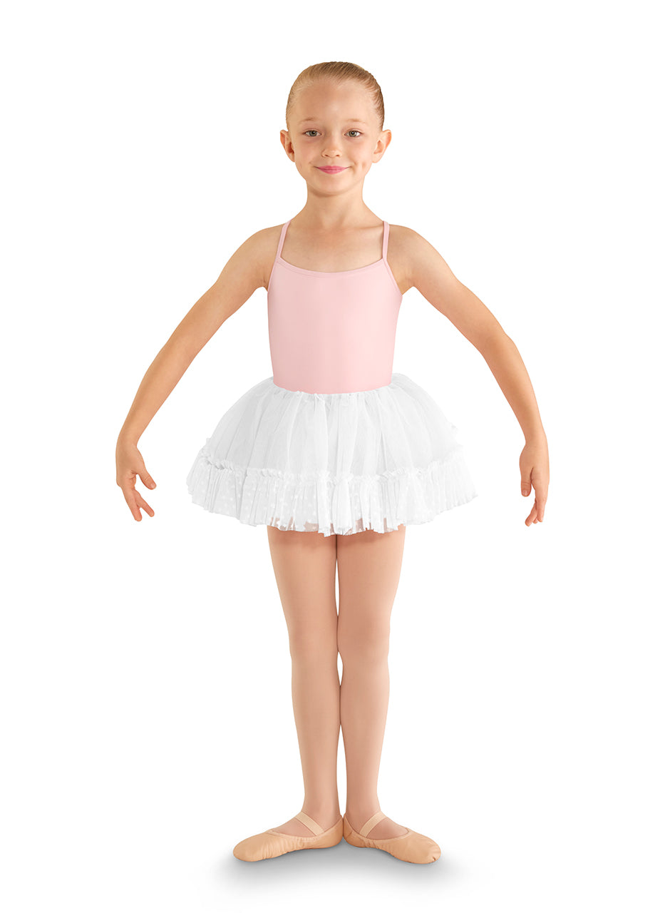 Bloch Heart Tutu Skirt - CR8111