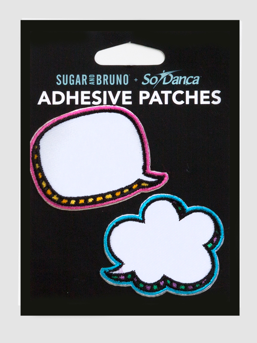 So Danca Adhesive Patches - SBSD