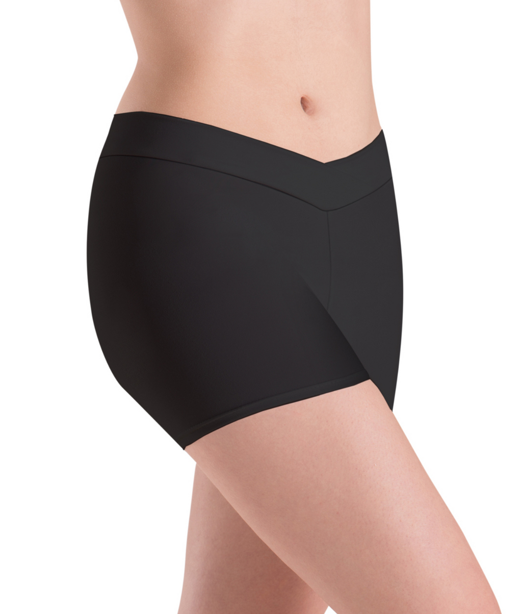 Motionwear Girls Dance Shorts - 7113