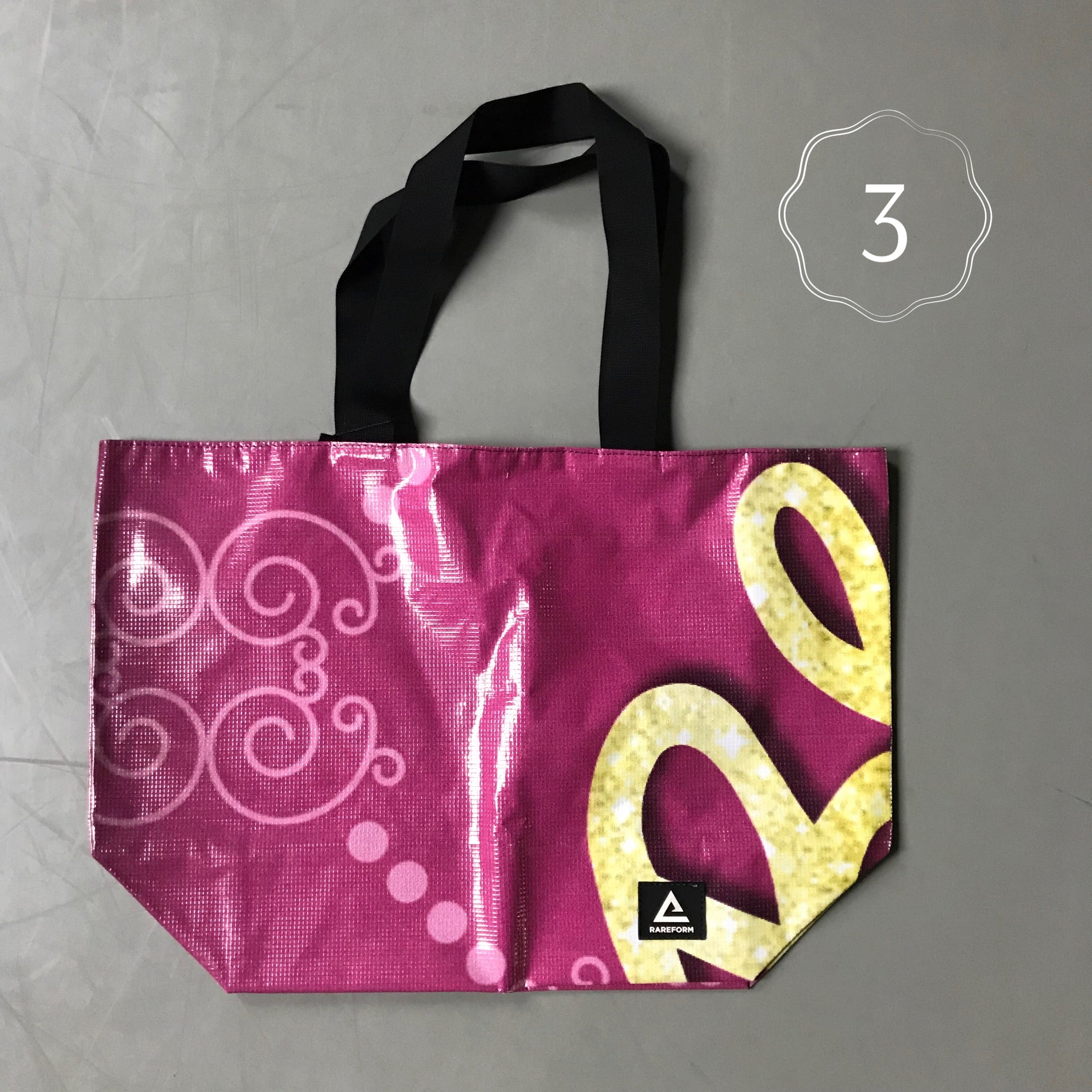 Rareform Blake Tote Bag - Assorted one-of-a-kind colors