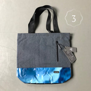 Rareform Cora Tote Bag - Assorted one of a kind colors