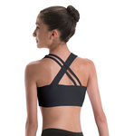 Motionwear Girls Cross Back Bra Top - 3034