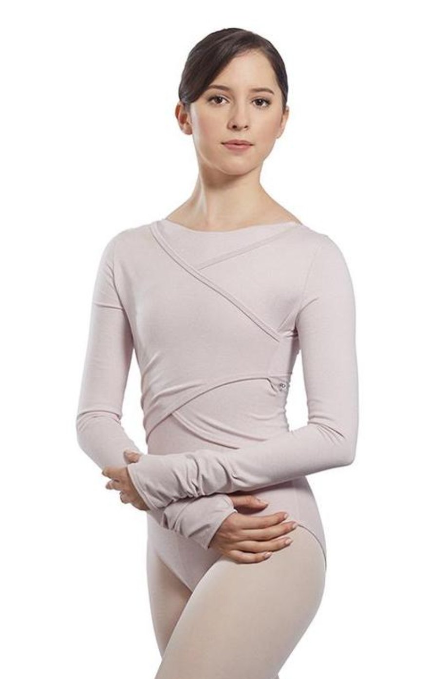 Audition Dancewear Ballet Wrap Top