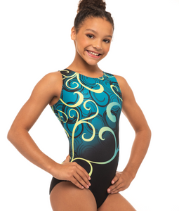 Motionwear Velocity Gymnastics Leotard - 1142