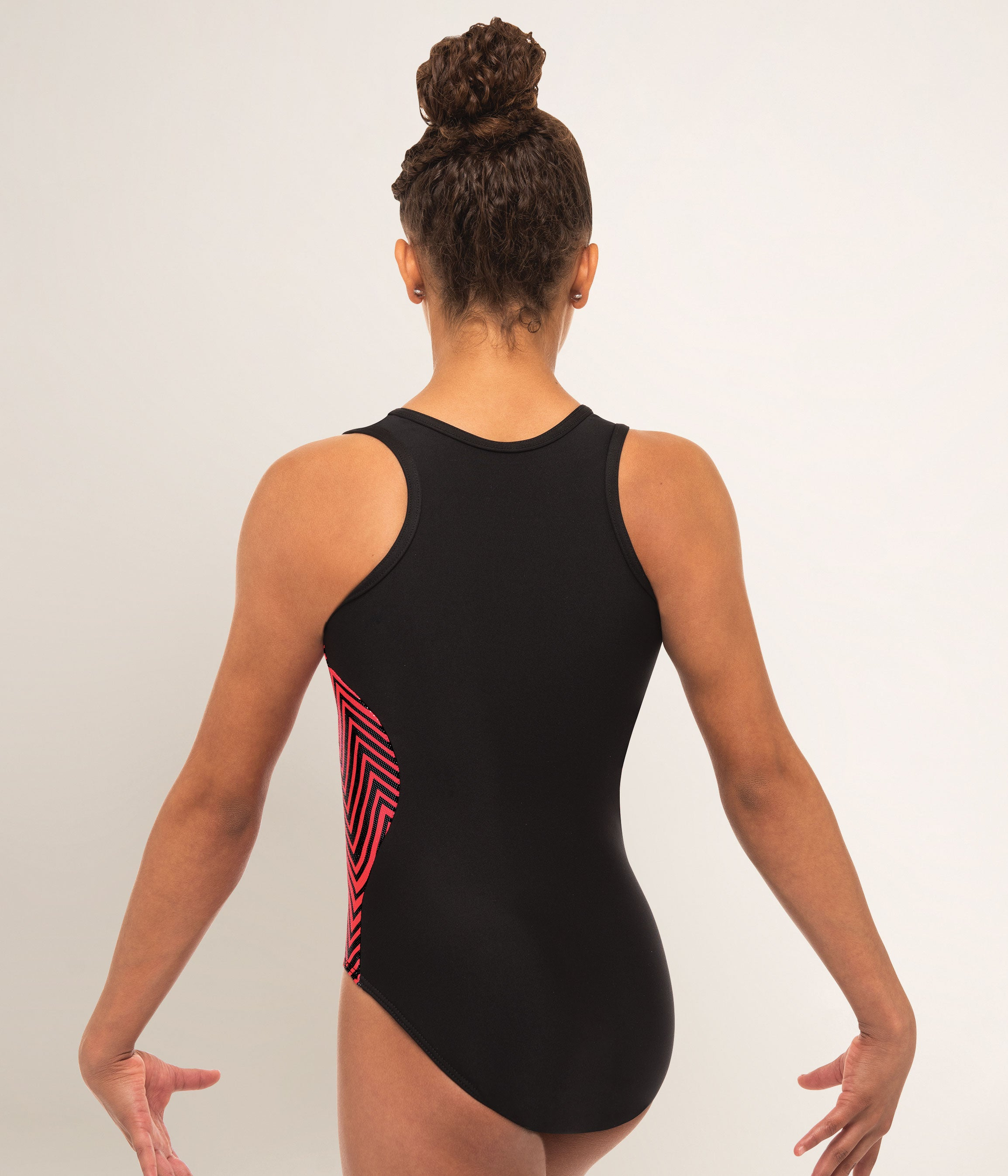 Motionwear Racerback Gymnastics Leotard - 1331
