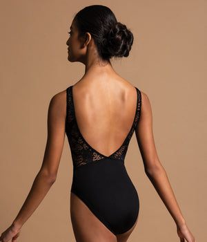 Motionwear Boatneck Tank Leotard - 4156