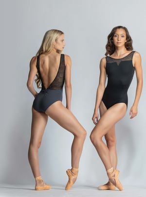 Ballet Rosa Antonia Low Back Tank Leotard