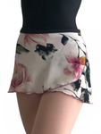Jule Dancewear Wrap Skirt - California Bloomin'