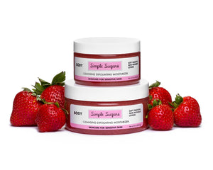 Simple Sugars 5 oz Body Skincare - Assorted