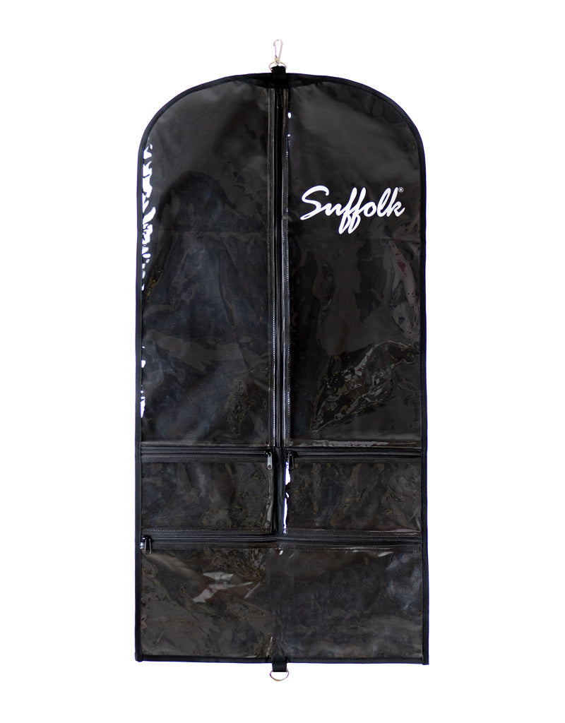 Suffolk Clear Garment Bag