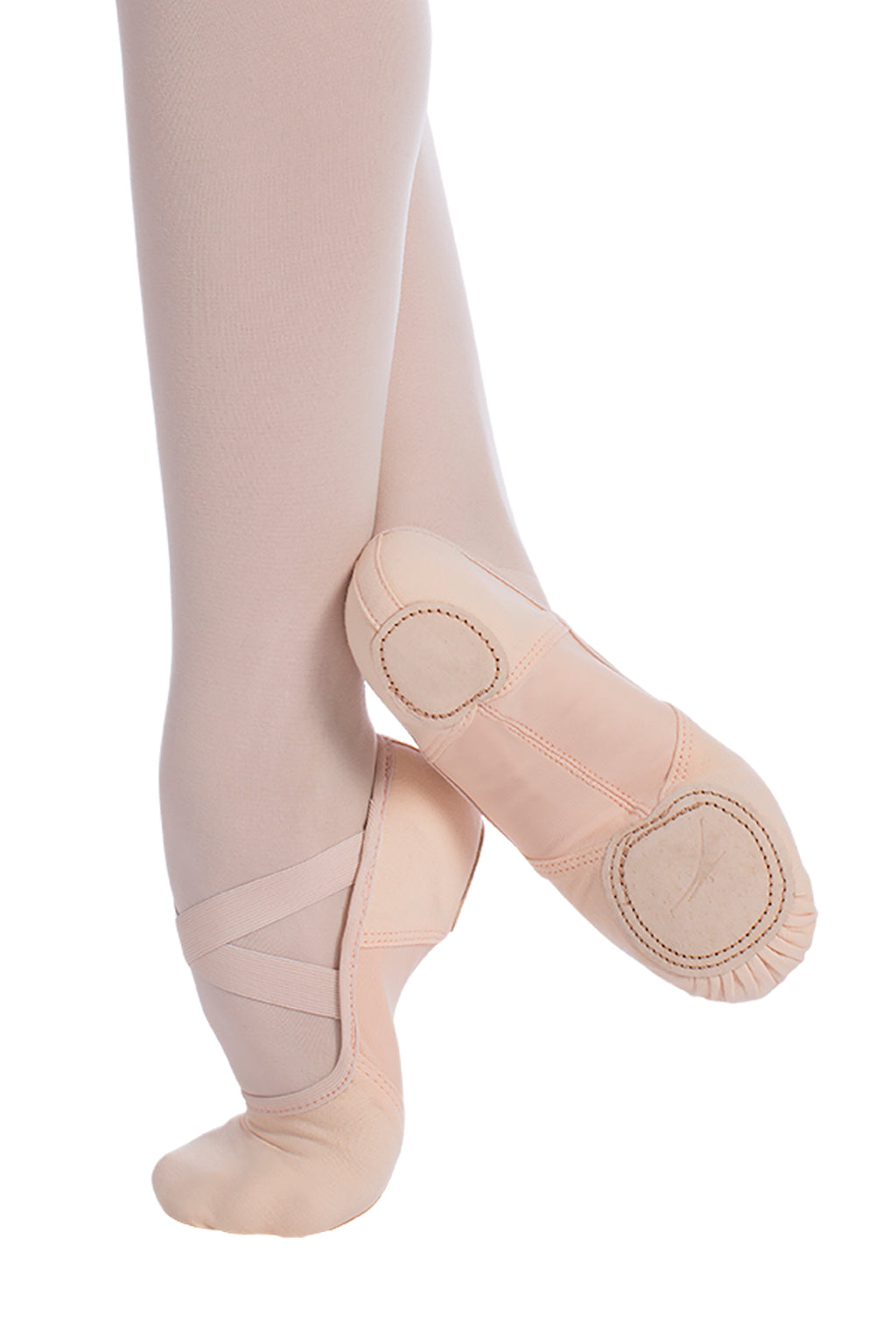 So Danca Bellamy Canvas Ballet Slipper - SD122