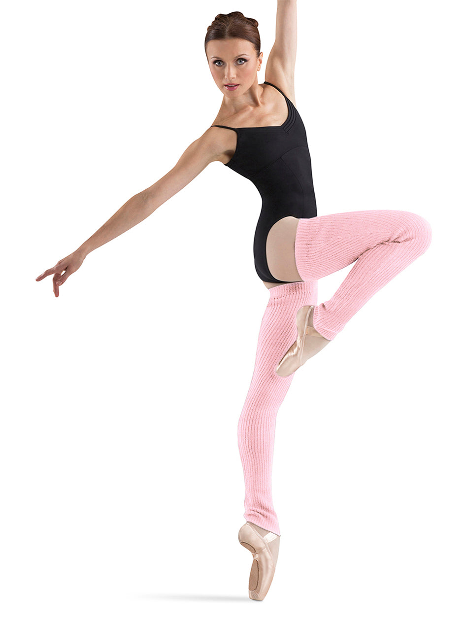Bloch Thigh-High Ribbed Legwarmers - W0948