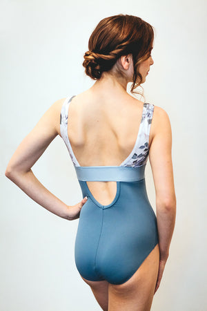Ainsliewear Manon Leotard with Vintage Botanical - Super Exclusive