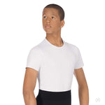 Eurotard Men's Crew Neck Top - 44100