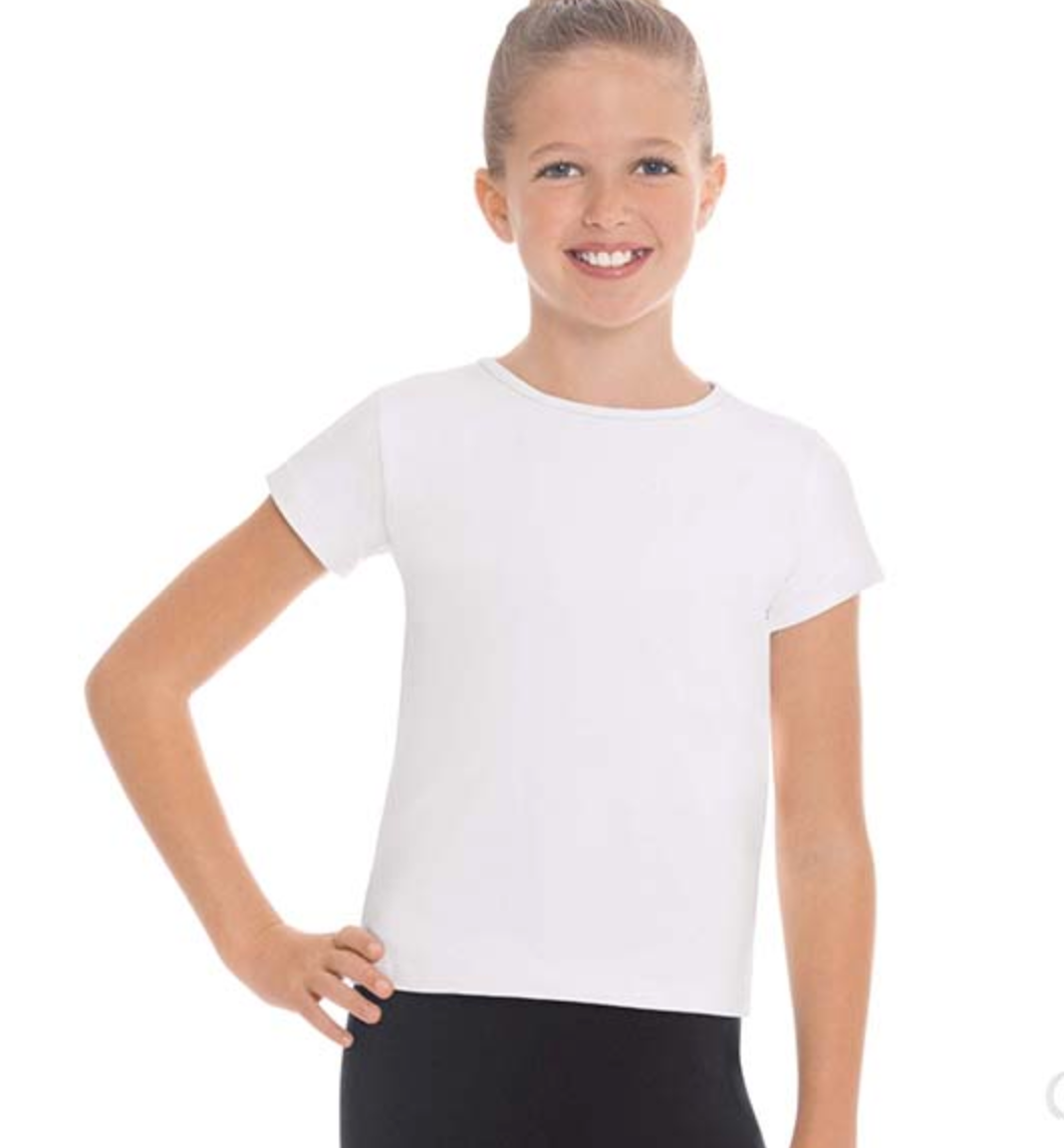 Eurotard Boys Crew Neck Dance Shirt - 44100C