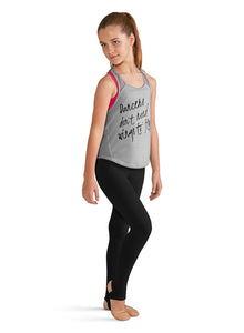 Bloch Girls Graphic Tank Top - FT5035C