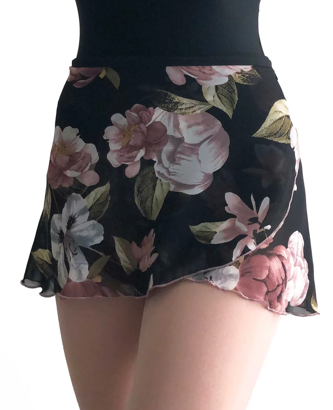 Jule Dancewear Gardenia Night Wrap Skirt - WS134