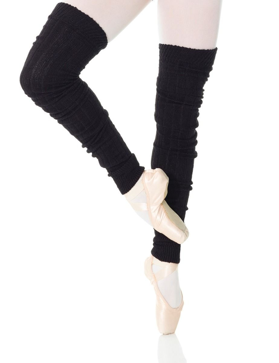 "Mondor 36"" Knit Legwarmers - Assorted Colors"