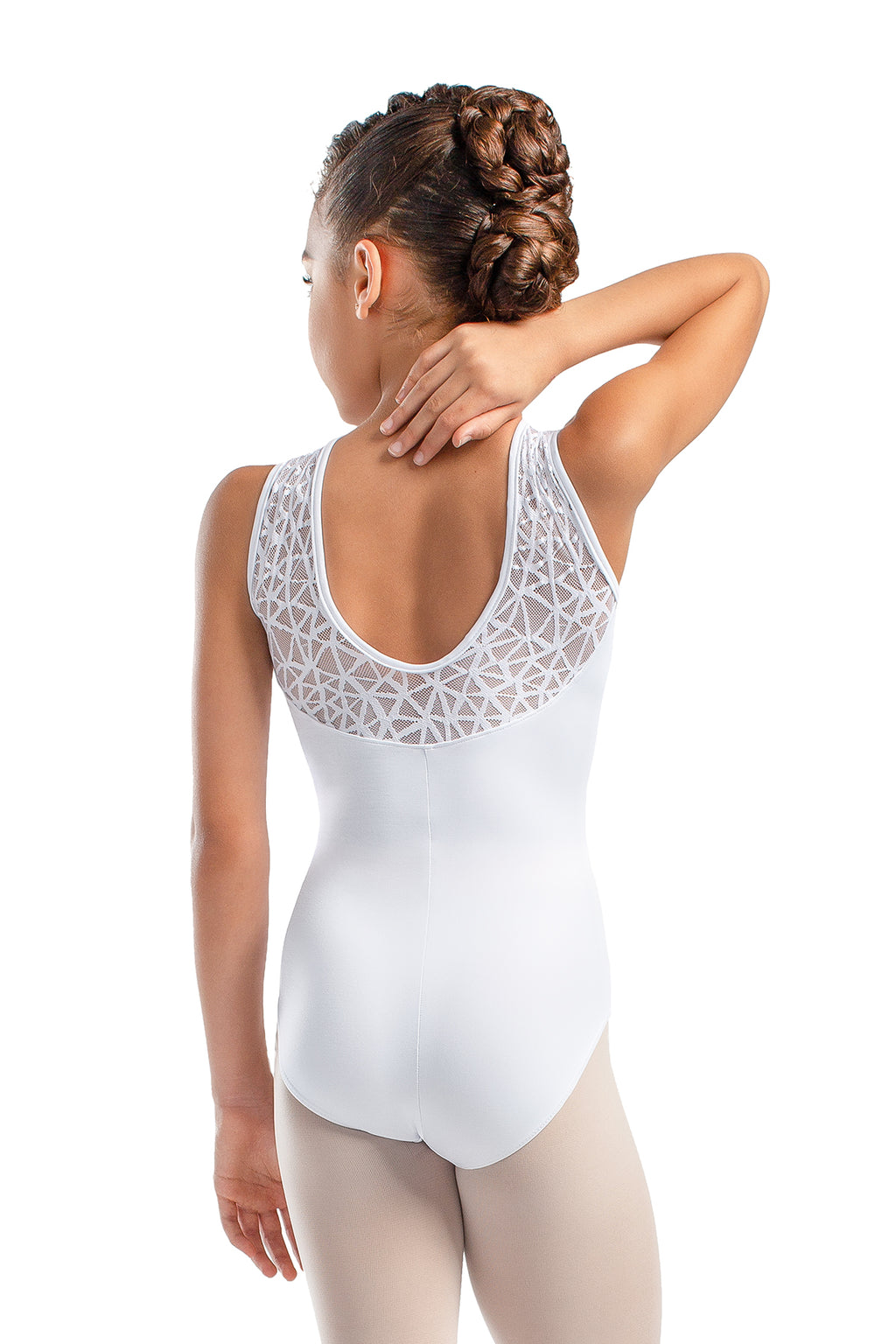 So Danca Girls Tank Leotard with Keyhole Neckline - L1819