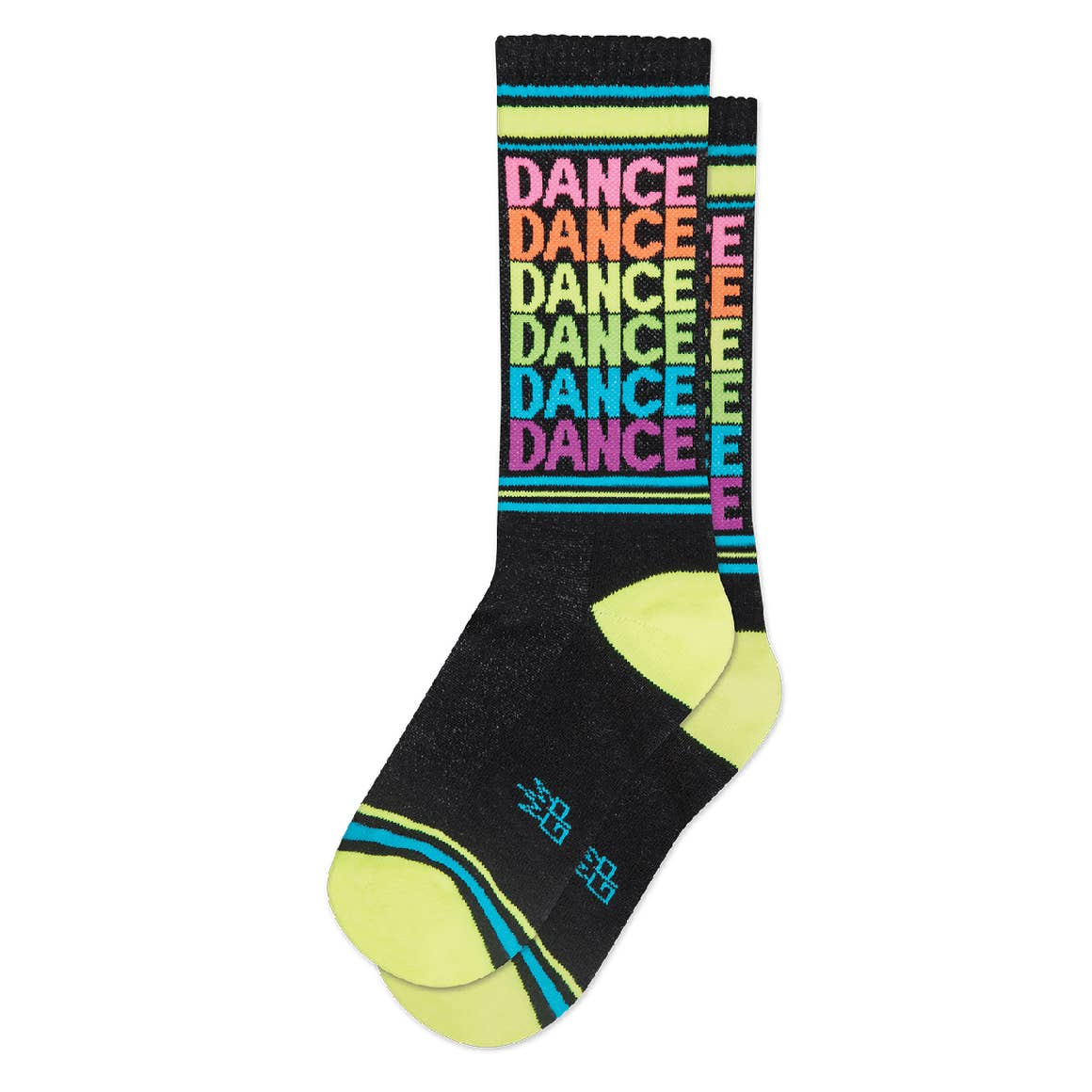 Gumball Poodle Gym Socks - Assorted Fun Styles