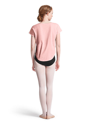 Bloch Cap Sleeve T-Shirt - Z0822