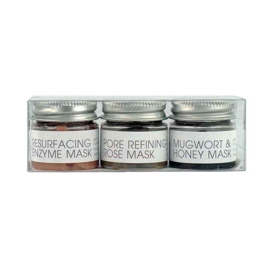 Mini Mask Collection by Bonnie Skincare