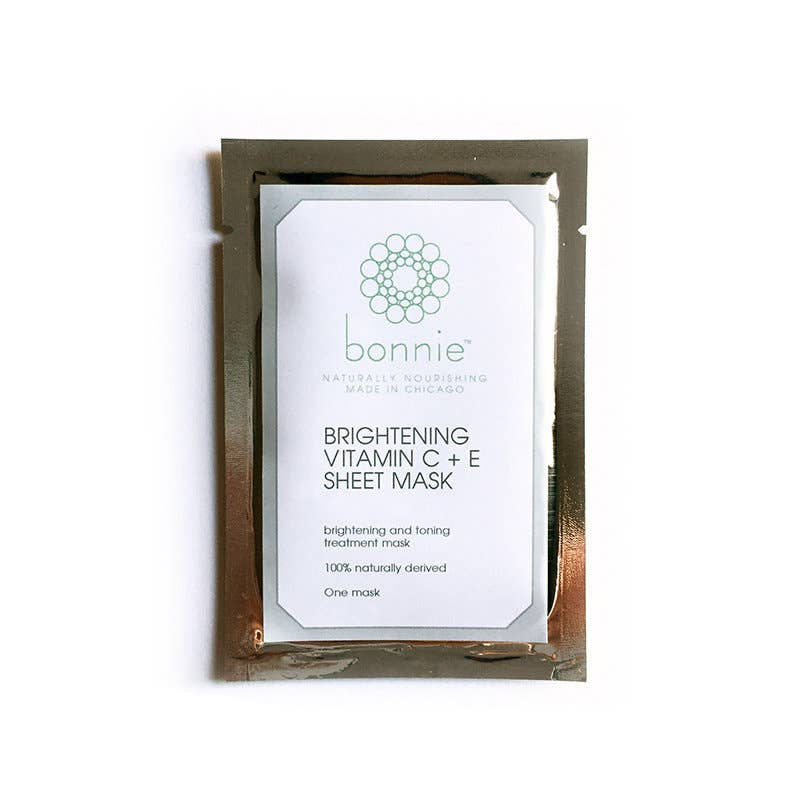 Smoothing Sea Collagen Sheet Mask by Bonnie Skincare