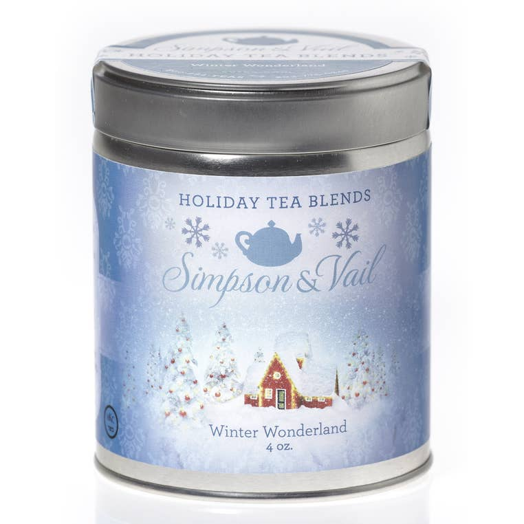 Holiday Tea and Tins - Assorted