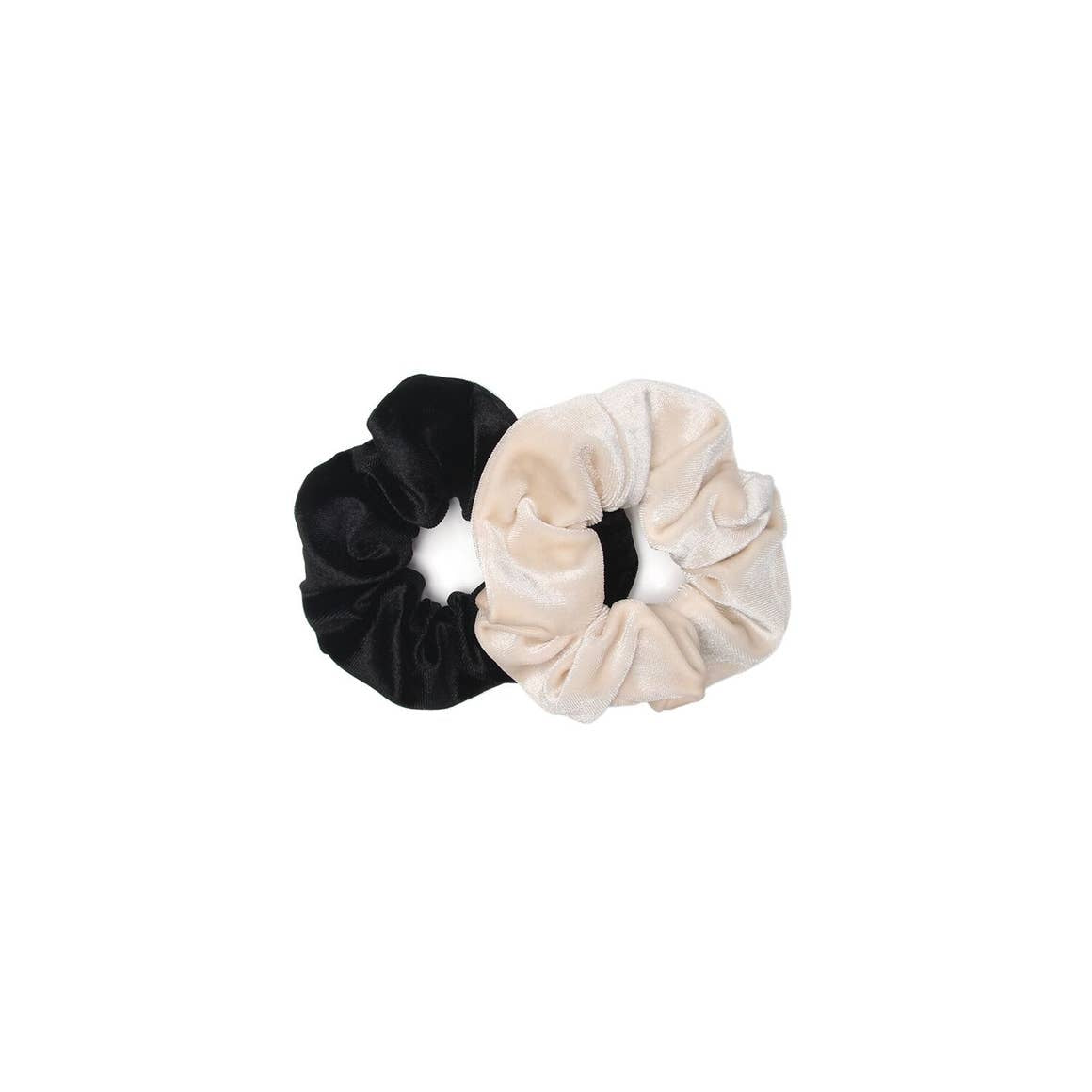 Luxe Velvet Scrunchies, by Banded