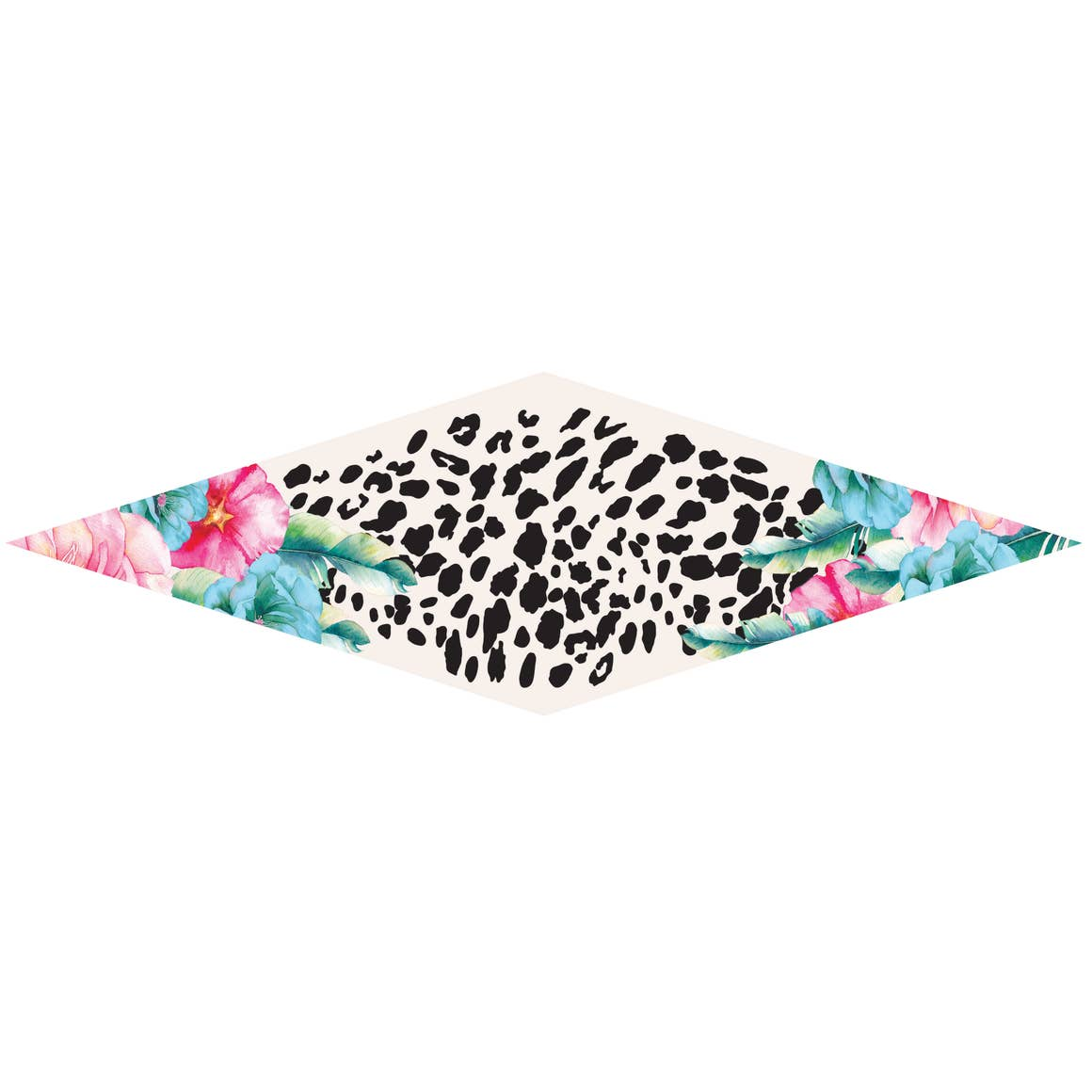 Diamond Bandana Scarf, by Banded