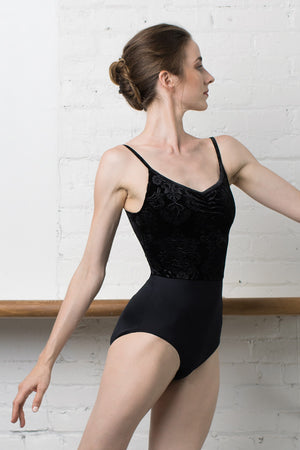 Ainsliewear Super Exclusive Liberty Leotard in Royal Velvet - 1078RV