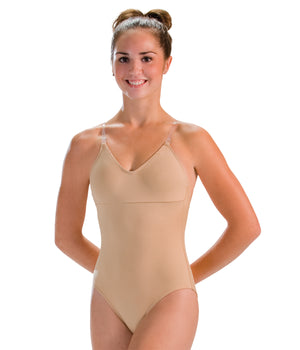 Motionwear Undergarment Camisole with Removable Cups - 2487