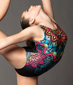 Motionwear Gymnastics Leotard - 1727