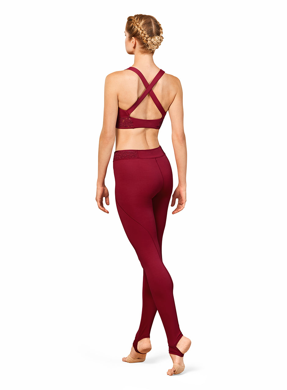 Bloch Ember Trim Leggings - FP5230