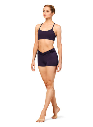 Bloch Racer Back Crop Top - FT5224