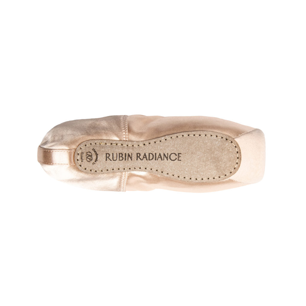 Russian Pointe Shoes - Rubin Radiance