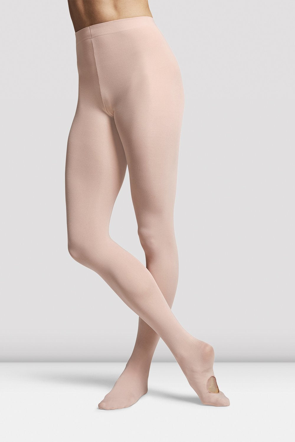 Bloch Girls Contoursoft Adaptatoe Tights - T0982G