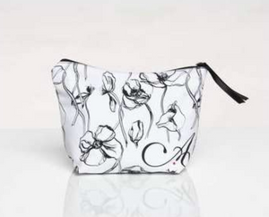 Ainsliewear Poppy Print Makeup Bag - 901PO