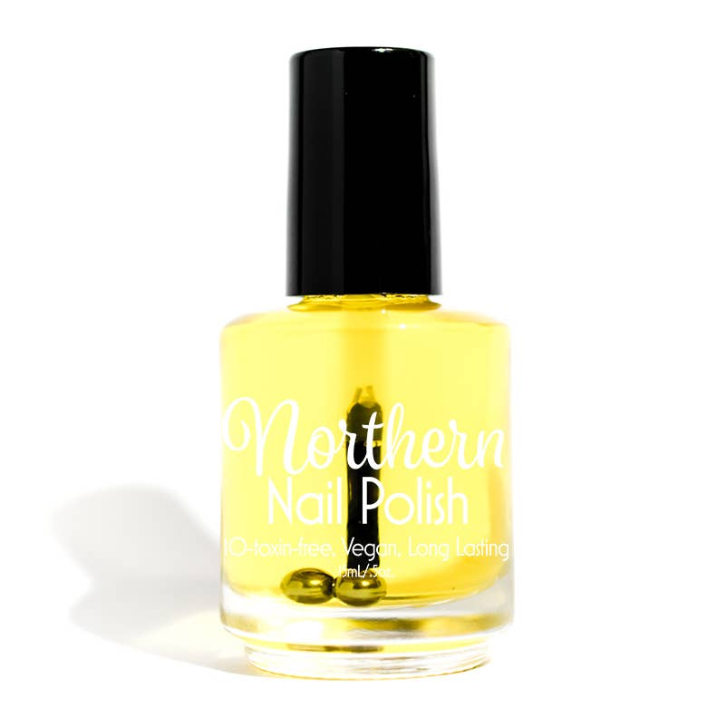 Northern Nail Polish - Almond Cuticle Oil